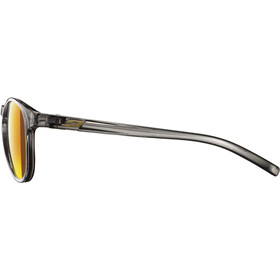 Julbo Fame Spectron 3CF Zonnebril 10-15 Jaar Kinderen, shiny grey/multilayer gold